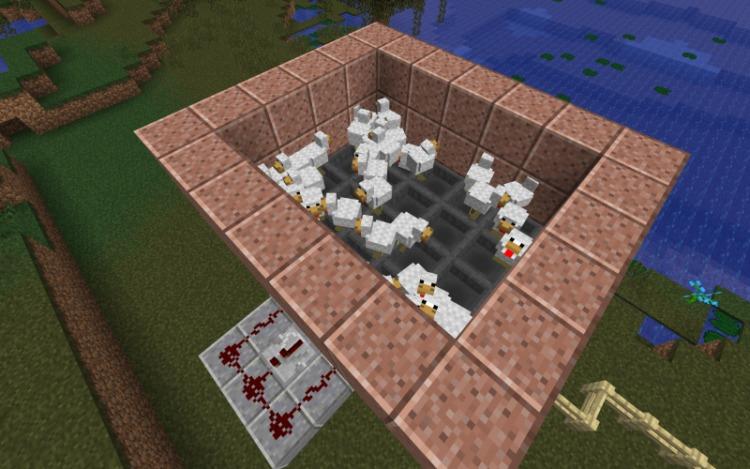 鶏肉 自動生産