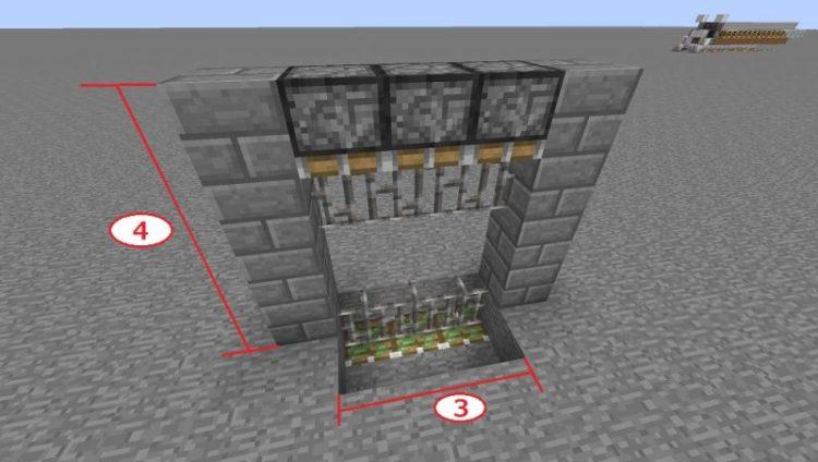 粘着 ピストン マイクラ ピストンの作り方と使い方!自動収穫装置の具体例もご紹介